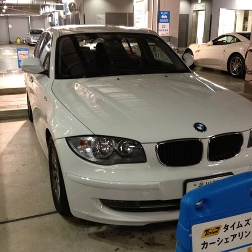 BMW 116iさん