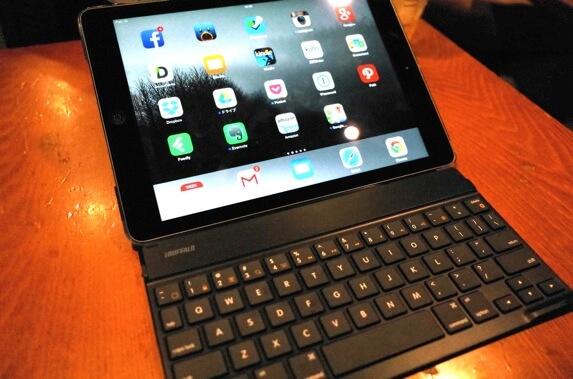 iPad Airと