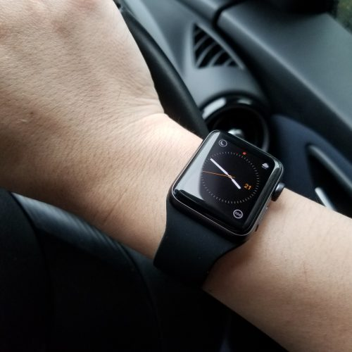 Apple Watch Series 3がなかなかイケてる件。まさにスマート化した腕時計。